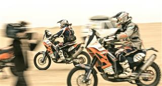 Africa Race: Two Brothers Between Paris And Dakar