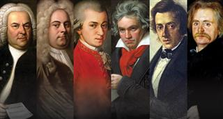 Classical Destinations:  The Great Composers (Series 1)