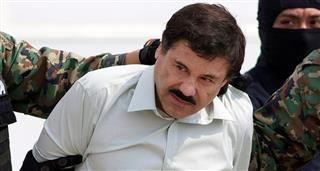 El Chapo - Captured Again