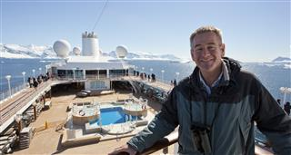 Nigel Marven's Cruise Ship Adventures