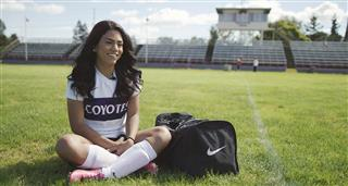 No League of Their Own: Transgender Athlete