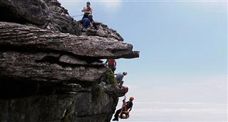 On The Edge: Search And Rescue On Table Mountain