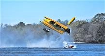 SOS: The Science Of Speedboat Accidents