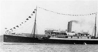 Troopship Tragedy: The Sinking Of The SS Mendi