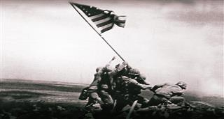 Unknown Flag Raiser Of Iwo Jima, The
