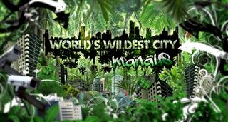 World's Wildest City: Manaus