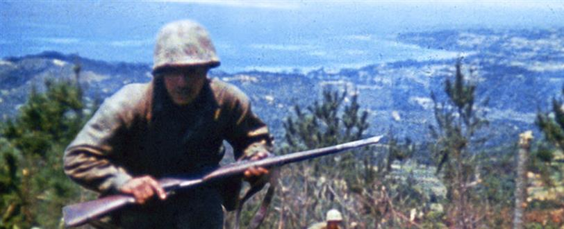 Pacific War In Color, The