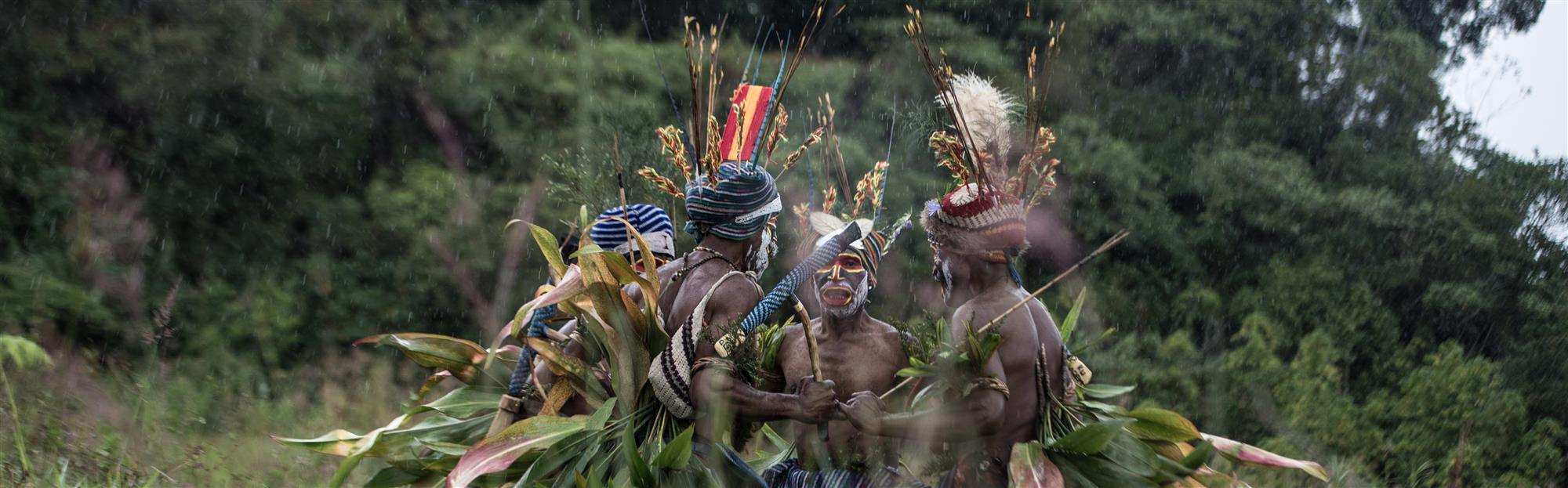 Remembering Papua New Guinea