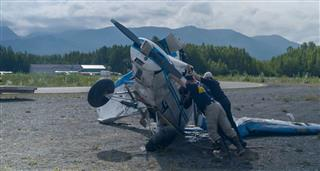Alaska Air Crash Investigations