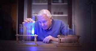 David Attenborough's Light On Earth