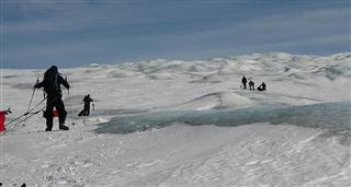 Inland Ice: A Crossing Of Greenland