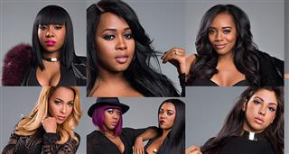 Love & Hip Hop: New York (Series 6)