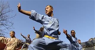 Shaolin Journey To The West
