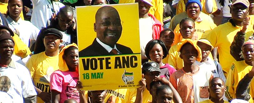 Coming Of Age: The ANC's Hundred Year Of Struggle