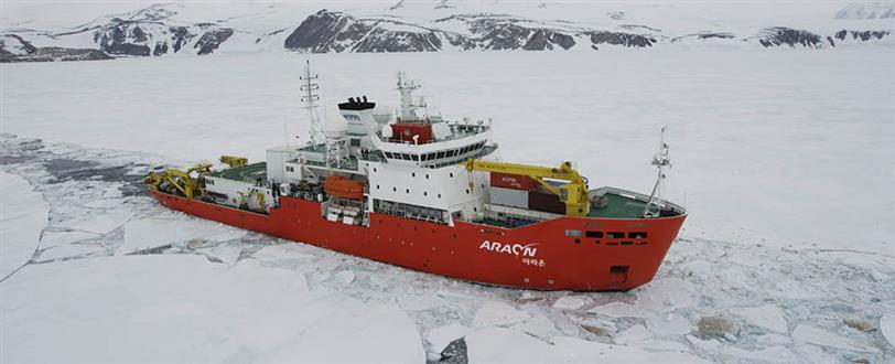 Extreme Mission In Antarctica