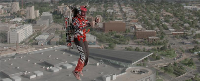Incredible Flying Jet Packs