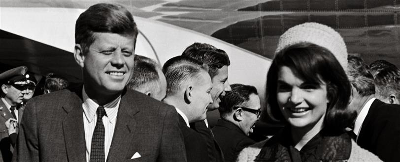 JFK 50: Eyewitness To History