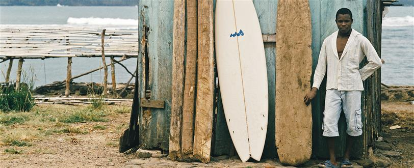 Lost Wave: An African Surf Story, The