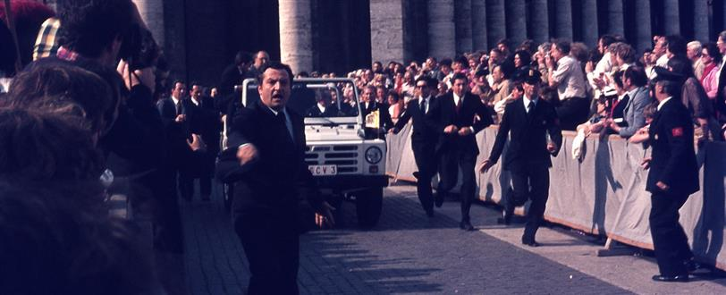 Shooting Of The Pontiff
