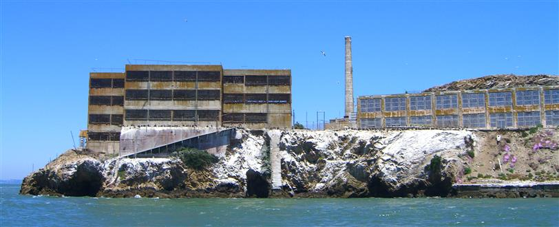 Surviving Alcatraz