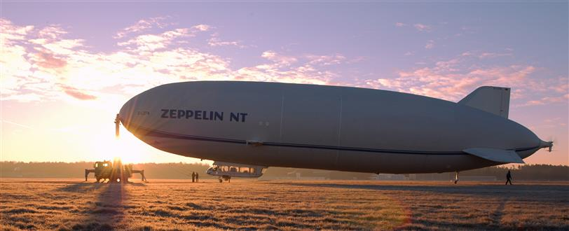 Golden Age Of Zeppelins, The