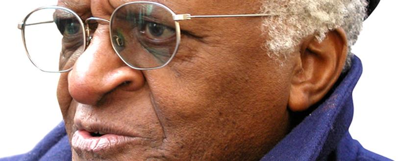 I Just Can't Keep Quiet: The Story Of Desmond Tutu
