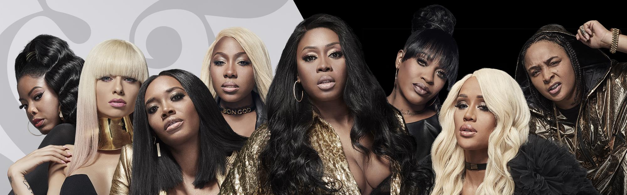 Love & Hip Hop: New York (Series 8)